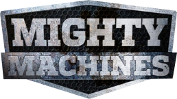 Mighty Machines Logo 10 Bold png